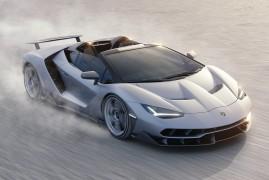 Pure Roofless Madness Thanks To The Lamborghini Centenario Roadster