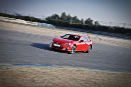 Toyota GT86: 1H Test