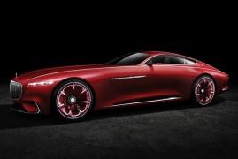 Vision Mercedes-Maybach 6: La Coupé Più Lussuosa Al Mondo