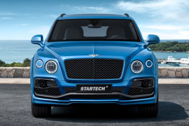 Tuning Bentayga: Let's Start With Startech