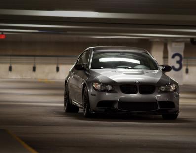 Quella Volta Con La BMW M3