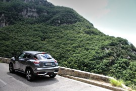 Nissan Juke Dig-T: The Bright Side of Planet Grey