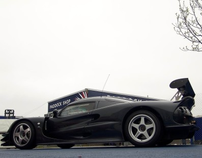 Lotus Elise GT1: Missing In Action