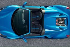 Capristo 488 Spider: Carbon Fiber Cover to Admire The Mighty V8