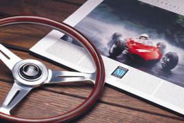 Enrico Nardi – Part II: Steering Wheels and More