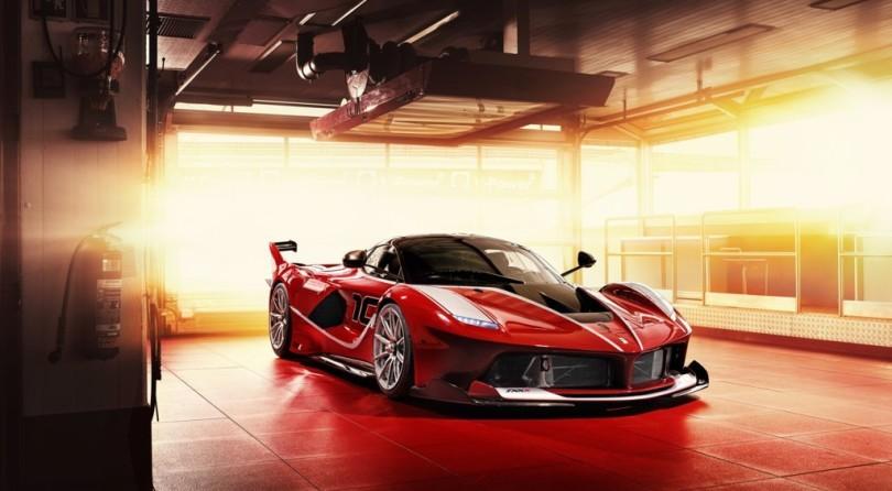 La Ferrari FXX K E' Il Laboratorio Della Velocità Definitivo