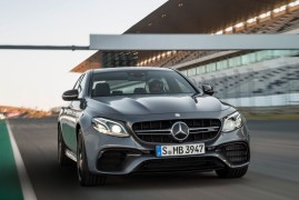 Mercedes Plays Hard With The New AMG E63 S