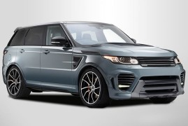 Overfinch Range Rover SVR SuperSport: Il Lusso Viaggia Veloce