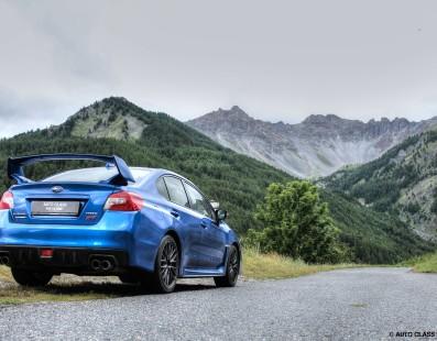 Subaru WRX STI: Rispetta I Tuoi Avi