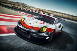 Porsche 911 RSR: The Ultimate Balance