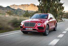 Bentley Bentayga: Scatena La Belva Che C'è Dentro