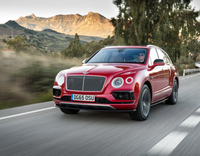 Bentley Bentayga: Unleash The Inner Beast