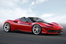 The J50 Celebrates Ferrari's 50 Years in Japan
