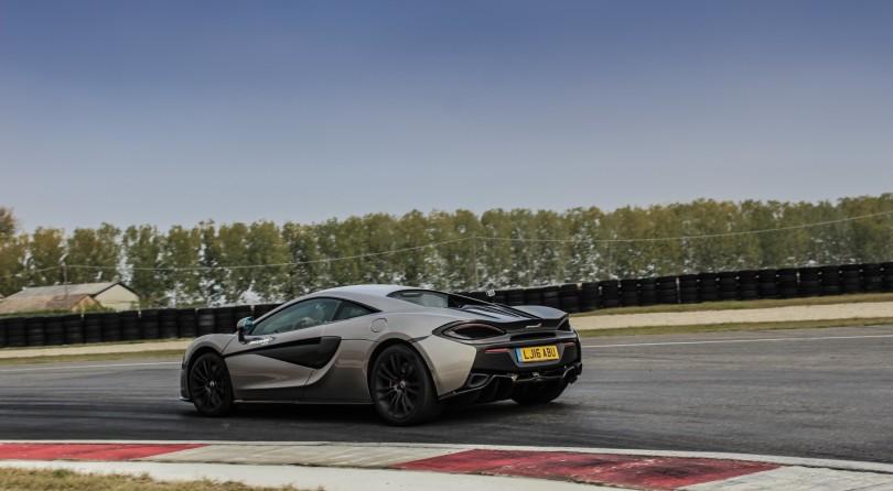 McLaren 570S: Don't Call It Baby McLaren!