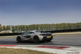 McLaren 570S: Non Chiamatela Baby McLaren!