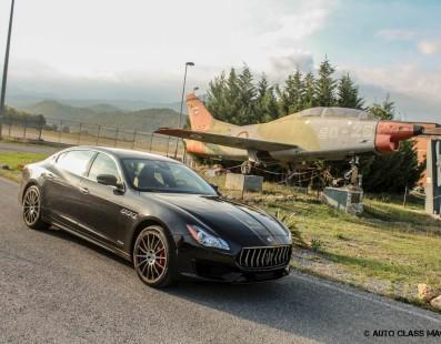 Maserati Quattroporte SQ4 GranSport: Non E' Un'Auto Per Vecchi