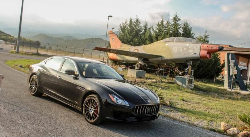 Maserati Quattroporte SQ4 GranSport: No Car For Old Men