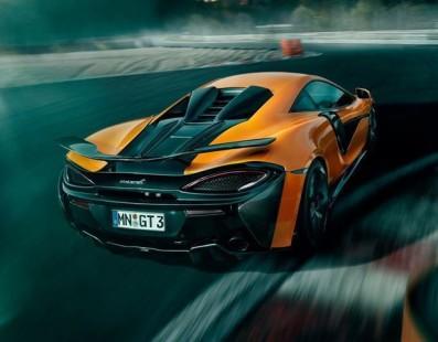 The McLaren 570S Pumps Its Muscles After Novitec's Upgrade