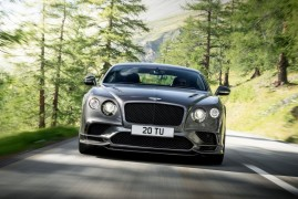 The New Bentley Supersports Is More Powerful Than Big Bang