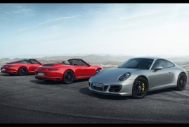 Porsche 911.2 Gets The GTS Treatment