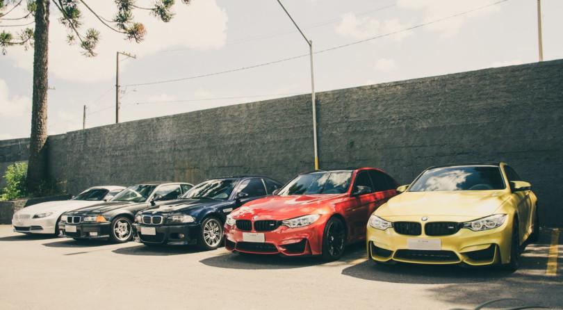 BMW's Familia