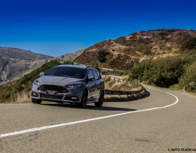 Ford Focus ST TDCI SW: Seeing Is Believing