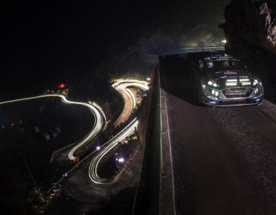 WRC Montecarlo Is Every Petrolhead's Wet Dream