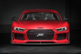 ABT: SQ7, TT-RS, RS6 and R8 At Full Power