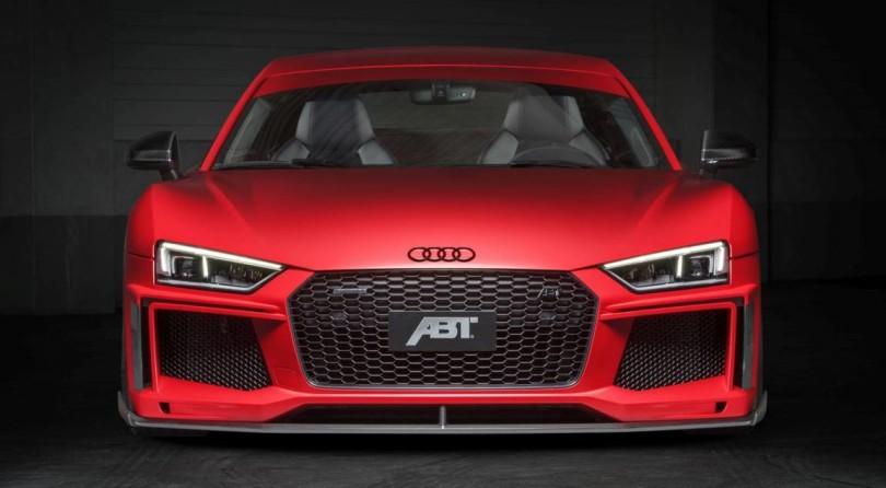 ABT: SQ7, TT-RS, RS6 ed R8 Alla Massima Potenza