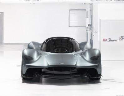 Aston Martin Valkyrie: Un All-Stars Team Da Vita Alla Hypercar Definitiva