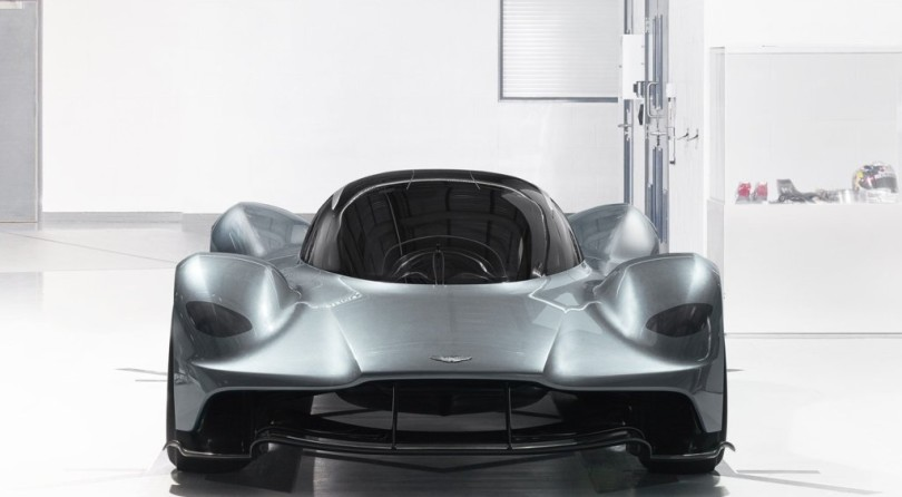 Aston Martin Valkyrie: All-Stars Team Gives Birth to the Ultimate Hypercar