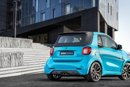 The €50,000 Smart ForTwo