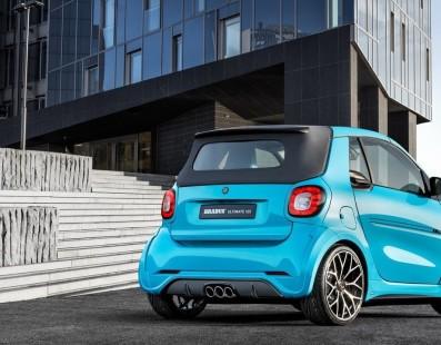 La Smart ForTwo Da 50.000€