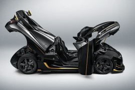 Koenigsegg: Tris d'Assi a Ginevra