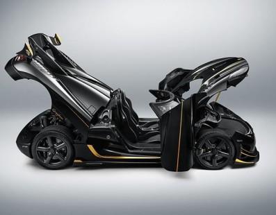 Koenigsegg: Three Of A Kind in Geneva