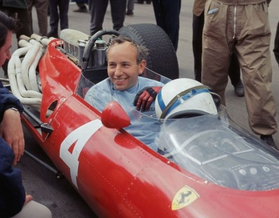 John Surtees: The One Who Ruled All Kind of Wheels