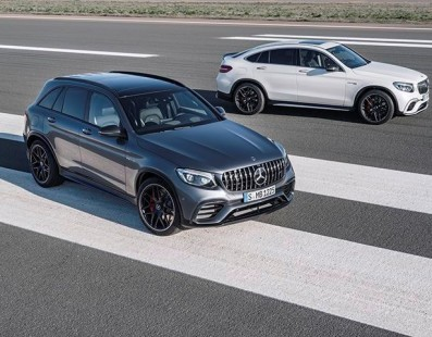 Mercedes AMG GLC63: War Declared In The Mid-Sized SUV Faction