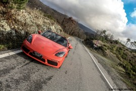 Porsche 718 Boxster S: Ultimate Weekend Fighter
