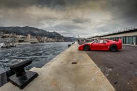 Ferrari F40 – Better Than Mother Nature