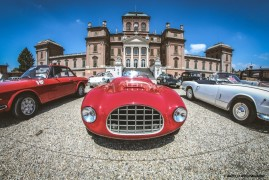 More Than 100 Classic Cars Gathered for the VIII Premio Castello Acaja
