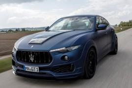 Esteso: Maserati Levante Secondo Novitec