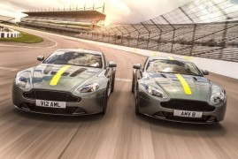 Aston Martin Racing Special Models Hit The Showrooms