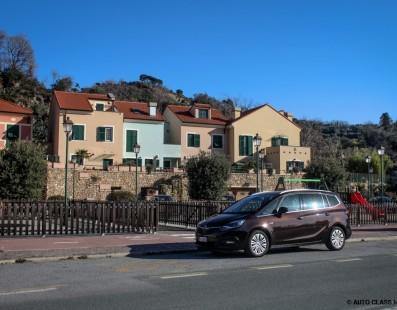 Opel Zafira: Ready For A Family?
