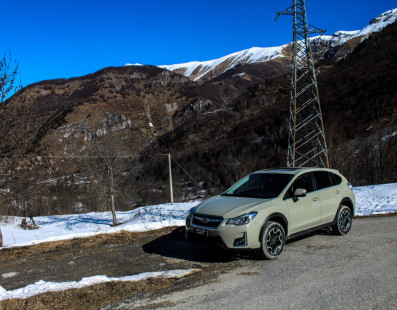 Subaru XV: Arrampicatrice Sociale