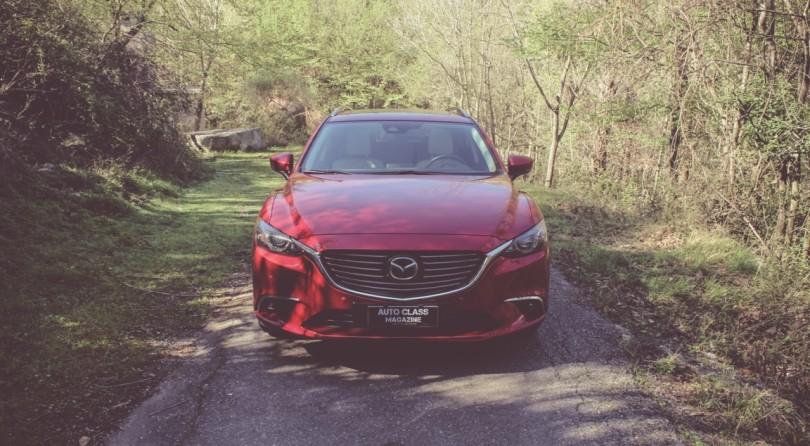 Mazda 6 Wagon: Becoming Serious