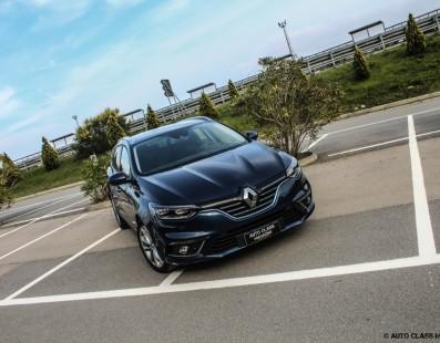 Renault Megane Sporter: Better Everydays