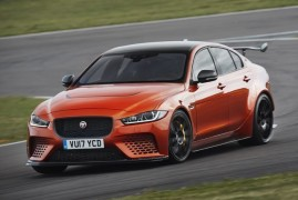 Jaguar XE SV Project 8: 300 Unità, 590 CV, €170.000