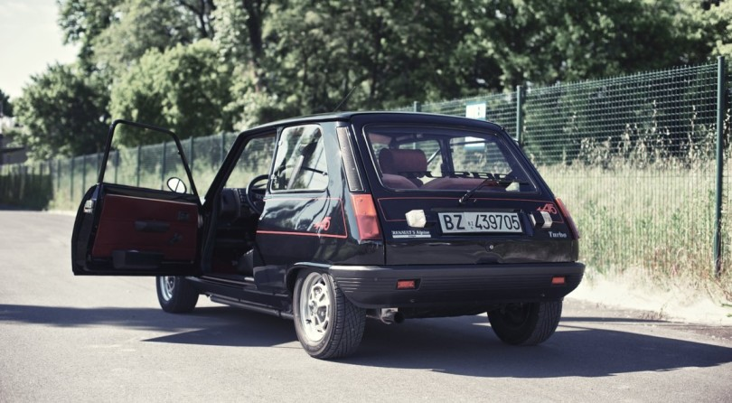Renault 5 Alpine Turbo Coppa