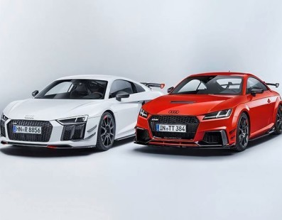 Audi Sport Performance Parts: Your Audi Will Ask For That