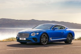 Bentley Reveals Showstopper All-New Continental GT